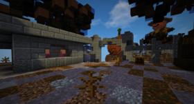 Скачать Halloween BedWars для Minecraft 1.12.2