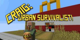 Скачать Craig: Urban Survivalist! для Minecraft 1.14.4