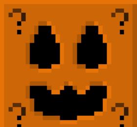 Скачать Halloween LuckyBlocks для Minecraft 1.8