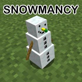Скачать Snowmancy для Minecraft 1.14.4