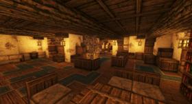 Скачать Hobbit Village для Minecraft 1.14.4
