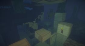 Скачать Underwater Biome для Minecraft 1.14.4
