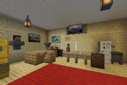 Скачать Sir Axe для Minecraft 1.14.4