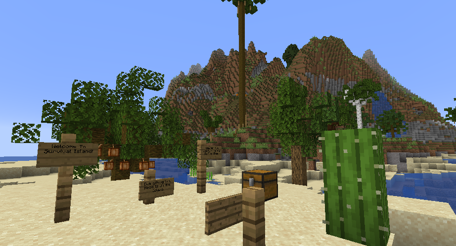 Realism Survival Island скриншот 2