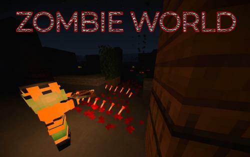 Zombie World скриншот 1