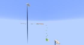 Скачать Взлет и падение для Minecraft 1.14.4