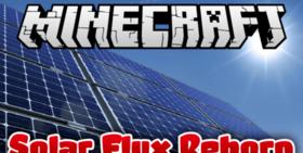 Скачать Solar Flux Reborn для Minecraft 1.11.2
