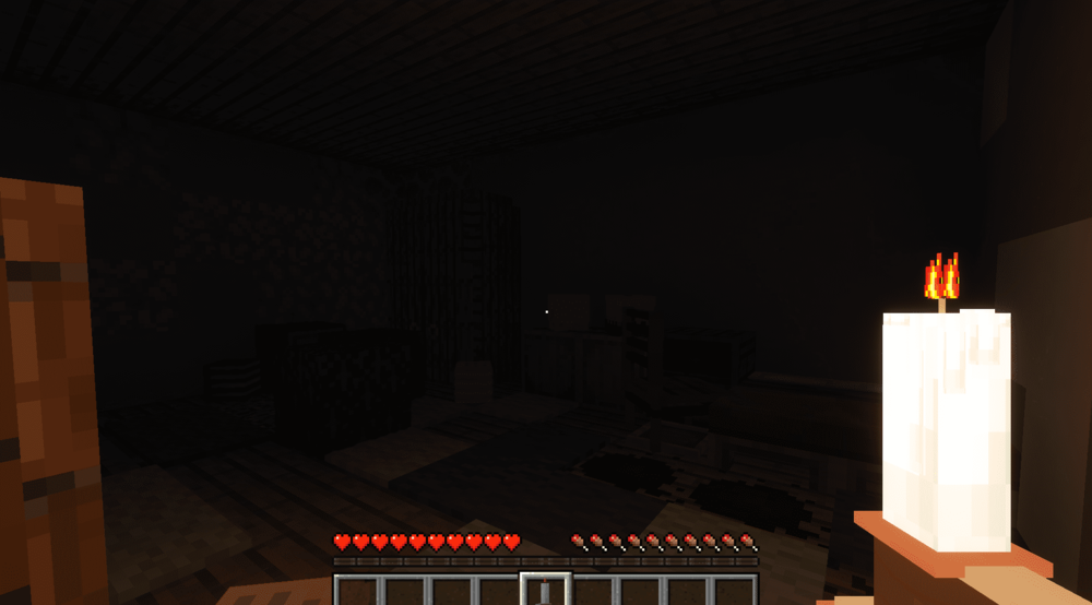 В одну хэллоуинскую ночь скриншот 1