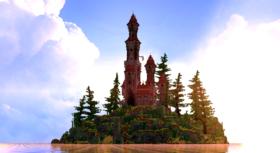 Скачать Nepumnia's Castle для Minecraft 1.12.2