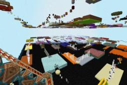 Скачать Hard Parkour by Kio для Minecraft 1.12.2