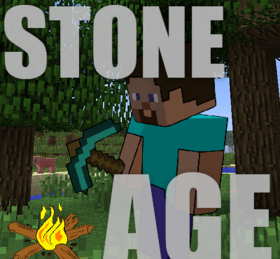 Скачать Yanny's Stone Age для Minecraft 1.14.4