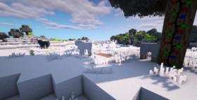 Скачать ShakyXmas для Minecraft 1.15