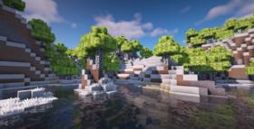 Скачать ShakyXmas для Minecraft 1.13.2