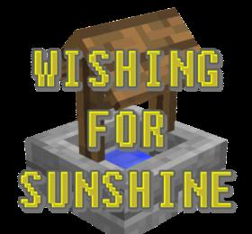 Скачать Wishing for Sunshine для Minecraft 1.14.4