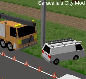 Скачать Saracalia's City для Minecraft 1.7.10