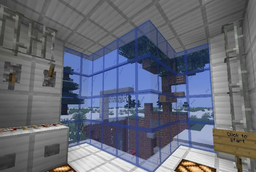 Скачать Mine Parkour для Minecraft 1.15.2