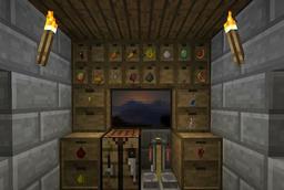 Скачать Storage Drawers для Minecraft 1.8