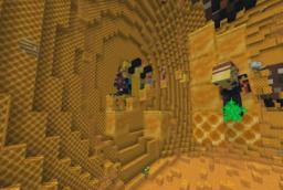 Скачать Пчелиная карта для Minecraft 1.15.2