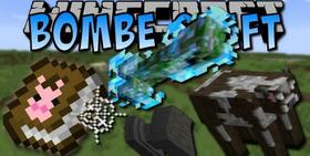 Скачать BasseBombeCraft для Minecraft 1.14.4