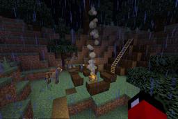Скачать Средневековая PVP арена by Dinetto для Minecraft 1.15.2