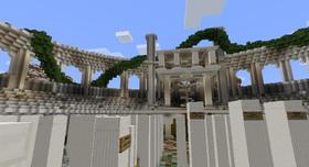 Скачать Pillar Ninjas для Minecraft 1.15.2