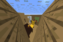 Скачать Hide And Seek by Rontill для Minecraft 1.12.2