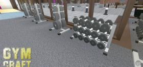 Скачать GymCraft для Minecraft 1.14.4