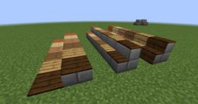 Скачать Carpet Stairs для Minecraft 1.14.4