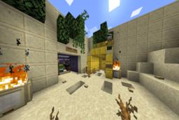 Скачать Побег из Пирамиды - 2 часть для Minecraft 1.14.4